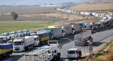 Yunanistan gümrüğündeki grev tır geçişlerini etkileyecek
