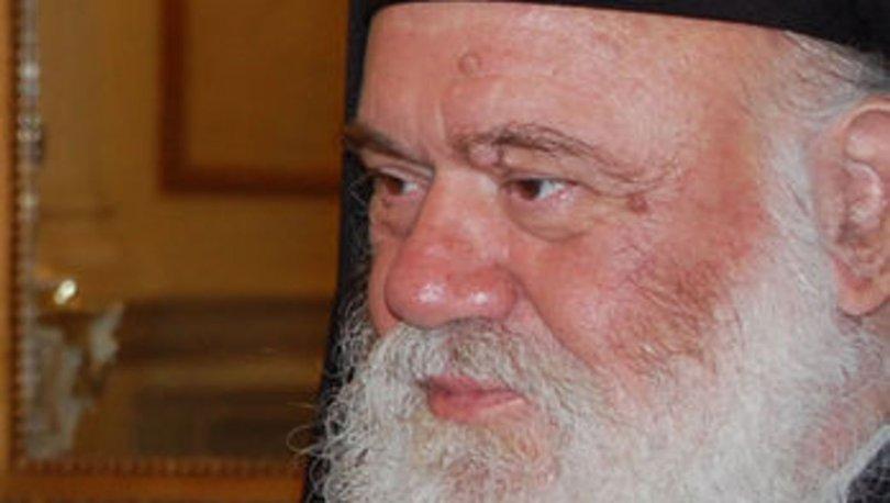 Yunanistan'da Başpiskopos İeronimos'un Müslümanlara hakaret etmesine tepki