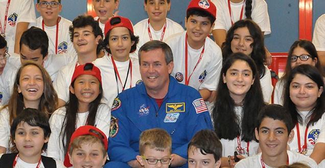 Uzay Kampı Türkiye 15 Yılın Gururunu Yaşıyor