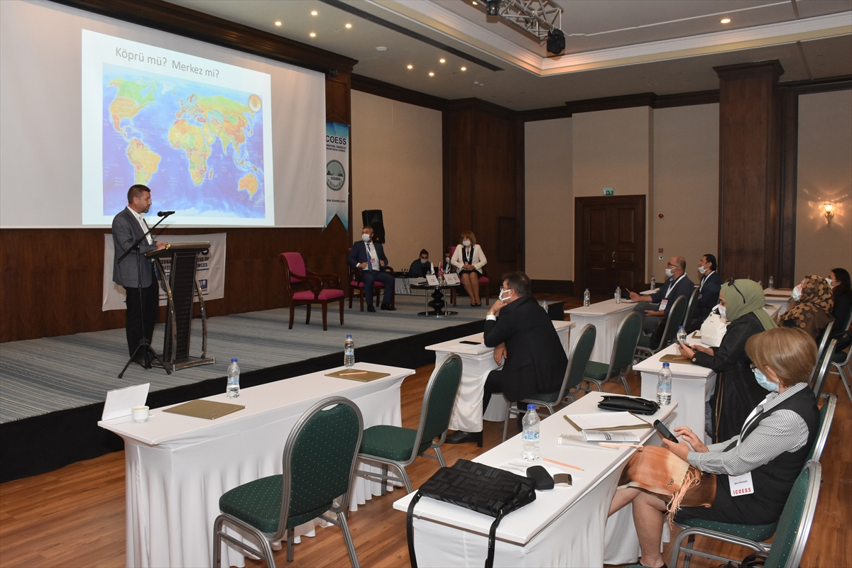 4. Uluslararası Avrasya Sosyal Bilimler Kongresi Muğla'da başladı