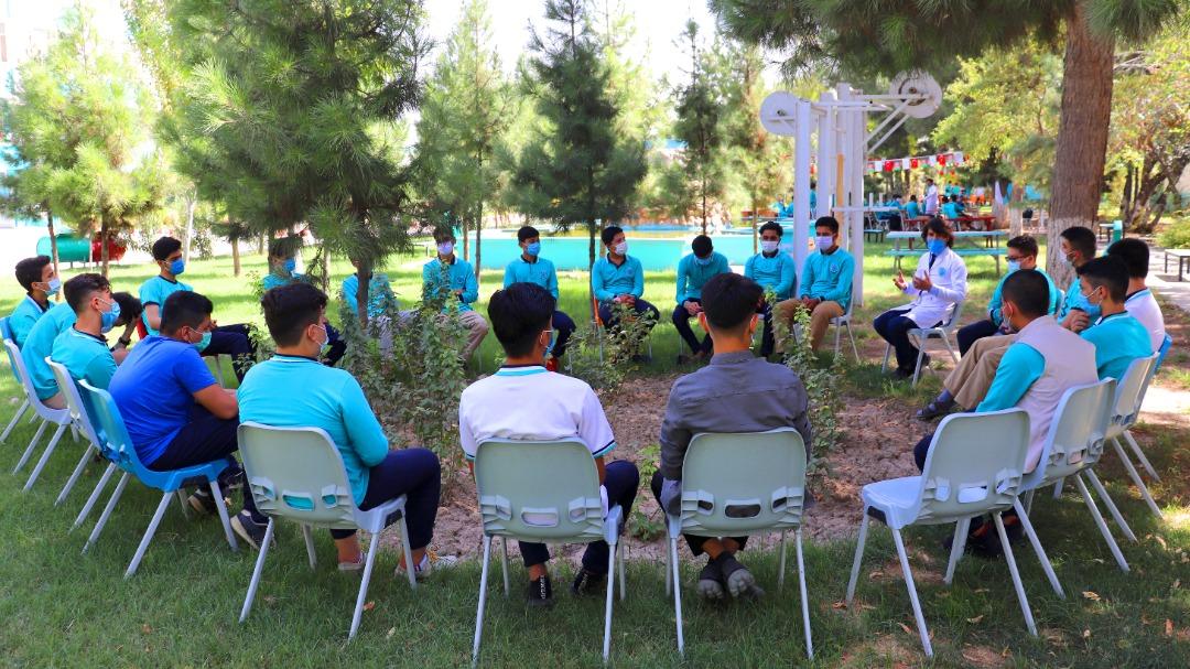 Maarif Okullarında 2020-2021 Eğitim Öğretim Yılı Düzenlenen Törenlerle Başladı