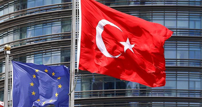 'AB ile Türkiye, olumlu ivmeyi devam ettirme konusunda anlaştı'