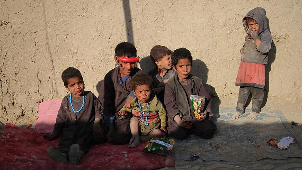 Afganistan'da 15 senede, 26 binden fazla çocuk öldü