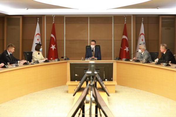 Ankara'da TİKA ve Balkan Platformu Buluşması