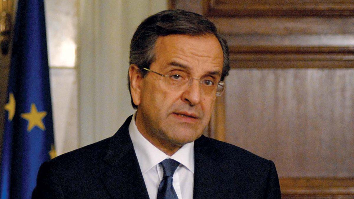 Antonis Samaras, Türkiye ile Yunanistan arasındaki istikşafi görüşmelerden endişeli