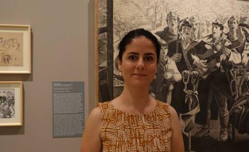 """""""Arnavutluk Sanatında Toplumcu Gerçekçilik"""" sergisi açıldı"""