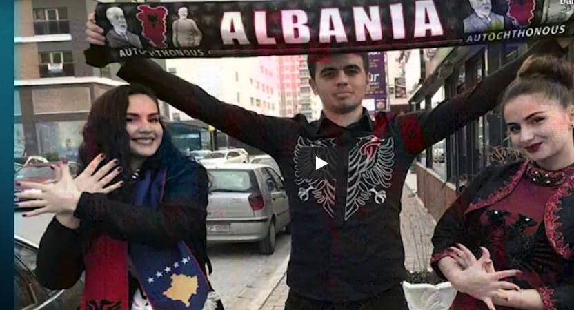 Arnavutluk Medyasında Rifat Sait