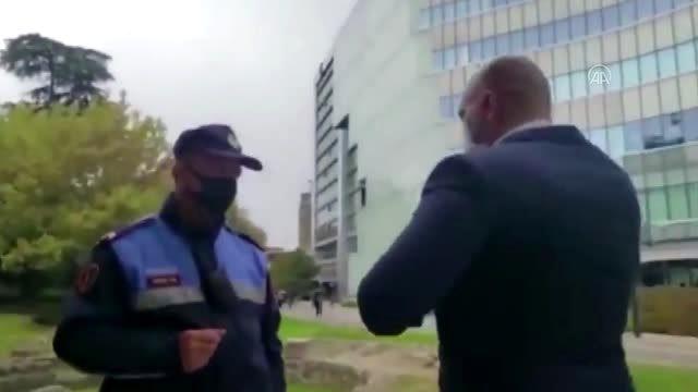Arnavutluk'ta Milletvekillerine Maske Takmadı diye cezai işlem uygulandı