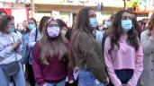Üniversite Öğrencileri Online Eğitimi Protesto Etti