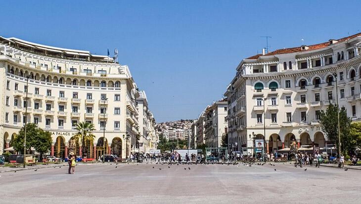 Atatürk'ün doğduğu kent Selanik
