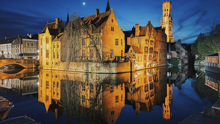 Avrupa'nın en şirin kasabaları