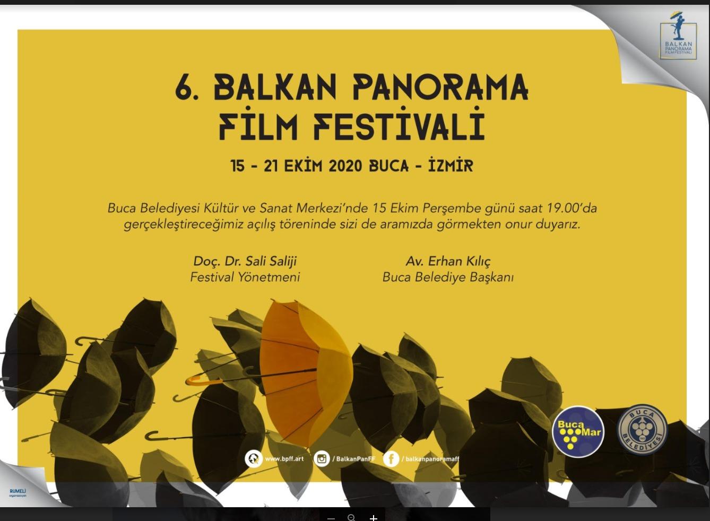 6. Balkan Panorama Film Festivalı