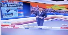Gazetemiz Balkan Günlüğü TGRT Ekranlarında