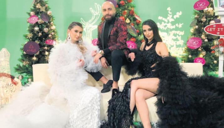 Balkanlarda Türk Modacı Fırtınası!