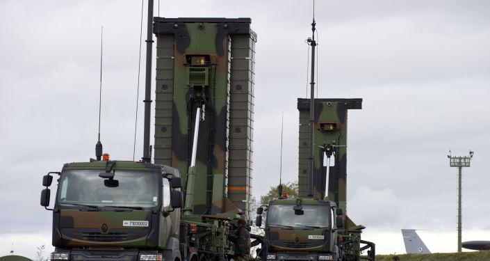 Bloomberg: Erdoğan, Macron'dan Türkiye'nin Avrupa hava savunma sistemi SAMP-T'ın üretimine dahil olmasını istedi