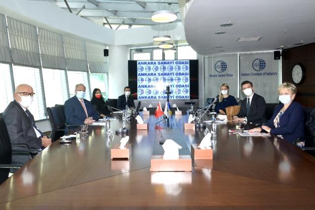 Türk Sanayicileri, Bosna-Hersekli iş insanlarıyla iş birliğine hazır!
