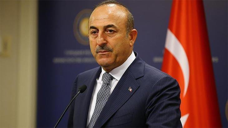 Çavuşoğlu'ndan İrini Operasyonu açıklaması: Yanıt hakkımızı saklı tutuyoruz