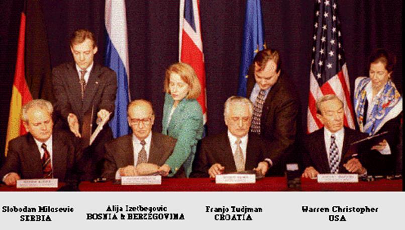 ABD'den Dayton Anlaşması'nın yıl dönümünde Bosna Hersekyönetimine reform çağrısı