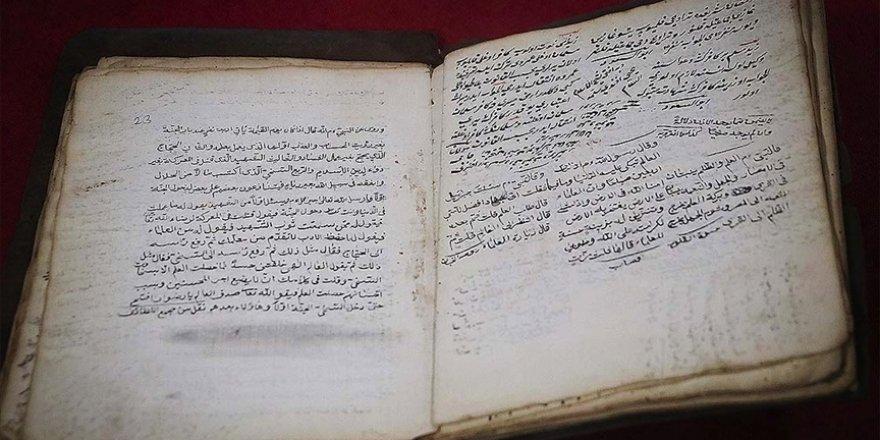 Osmanlı Döneminden Kalma El Yazmalarını Yıllardır Koruyor !