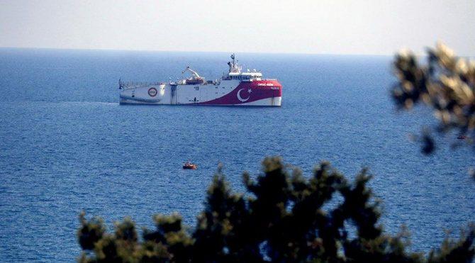 """Enerji ve Tabii Kaynaklar Bakanlığı'ndan """"Oruç Reis"""" açıklaması"""