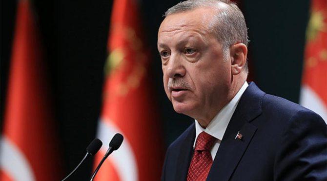 Cumhurbaşkanımız Sn. Erdoğan'a  Turk Dünyası Ödülü