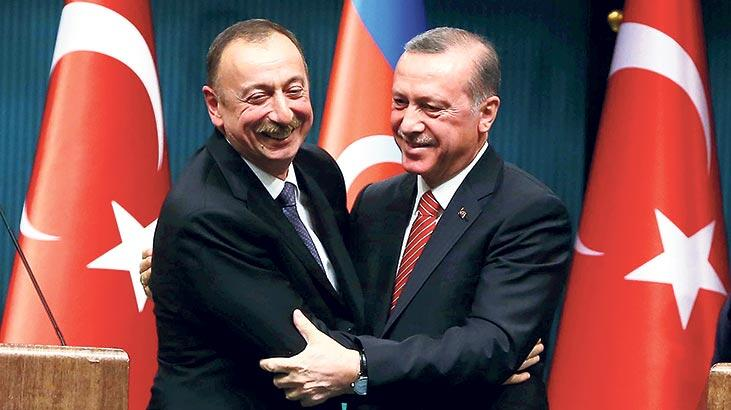 Erdoğan'dan Aliyev'e 'Bakü'nün kurtuluş yıl dönümü' telefonu