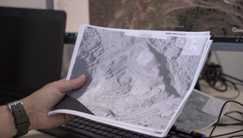 EULEX, eski uydu görüntüleriyle Kosova'daki savaştan kalma toplu mezara ulaştı