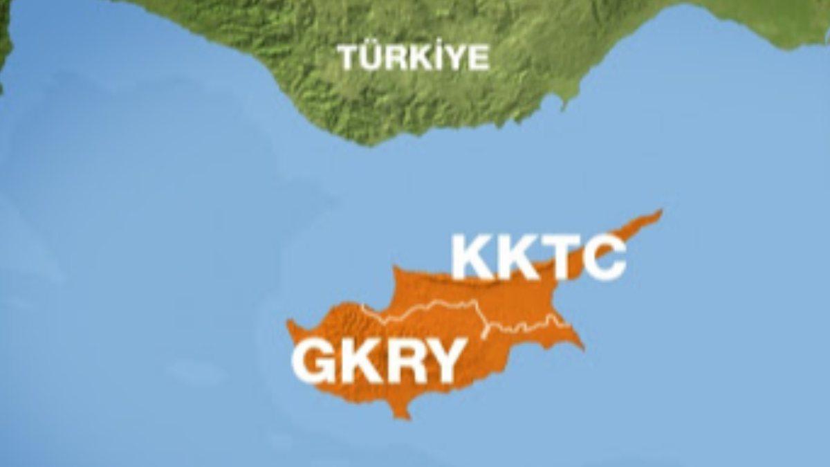 Güney Kıbrıs'taki koronavirüs mesajları, panik yarattı