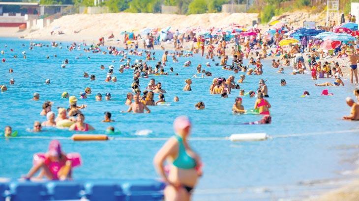 Güvenli turizme Alman ve Rus akını