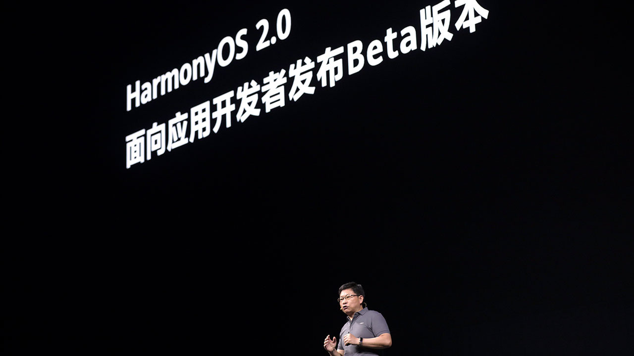 HarmonyOS yüklü telefonlar 2021'de geliyor