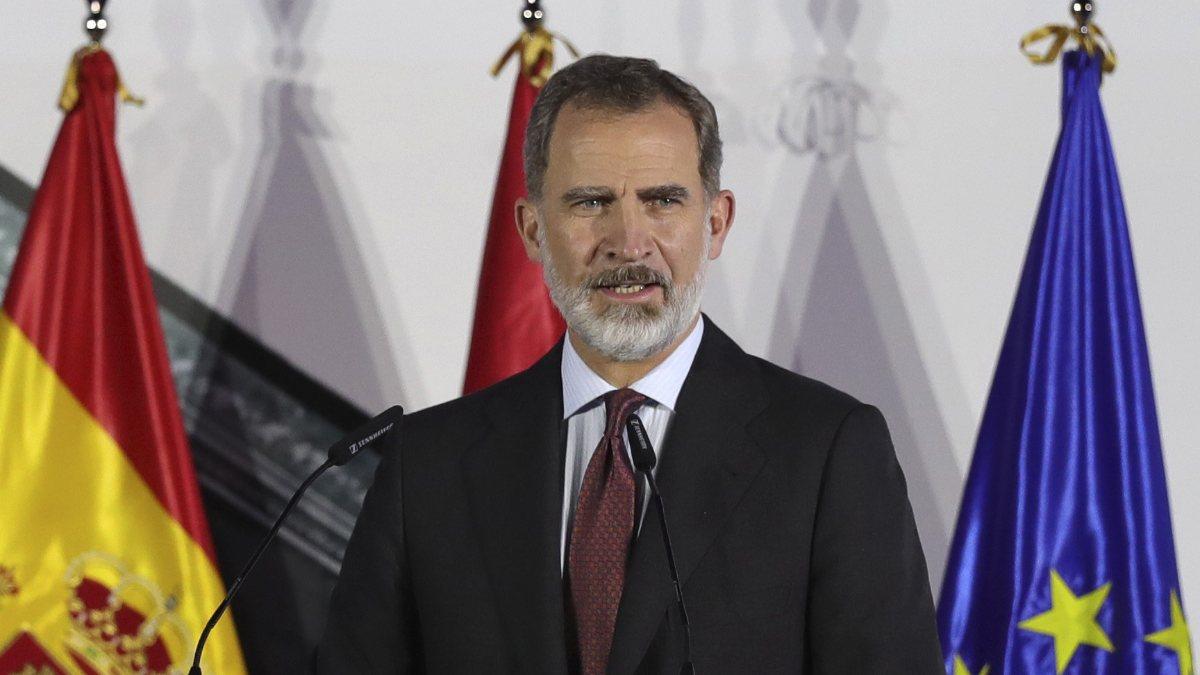İspanya Kralı VI. Felipe karantinaya alındı