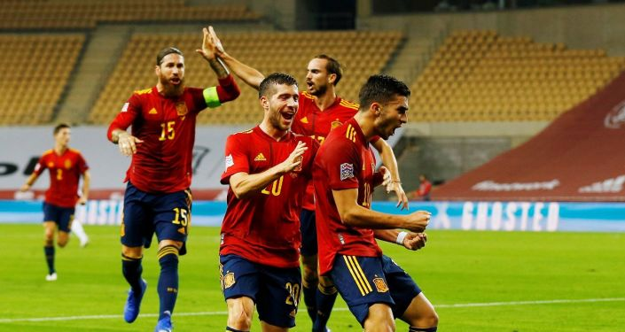 İspanya'dan Almanya karşısında tarihi galibiyet