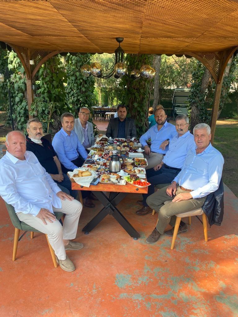 İzmir'deki Balkan Dernekleri Bir Araya Geldi