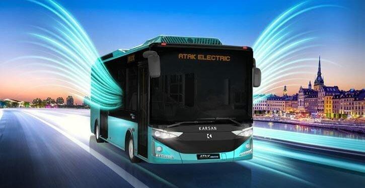 Karsan'dan Romanya'ya 20 elektrikli araç teslimatı