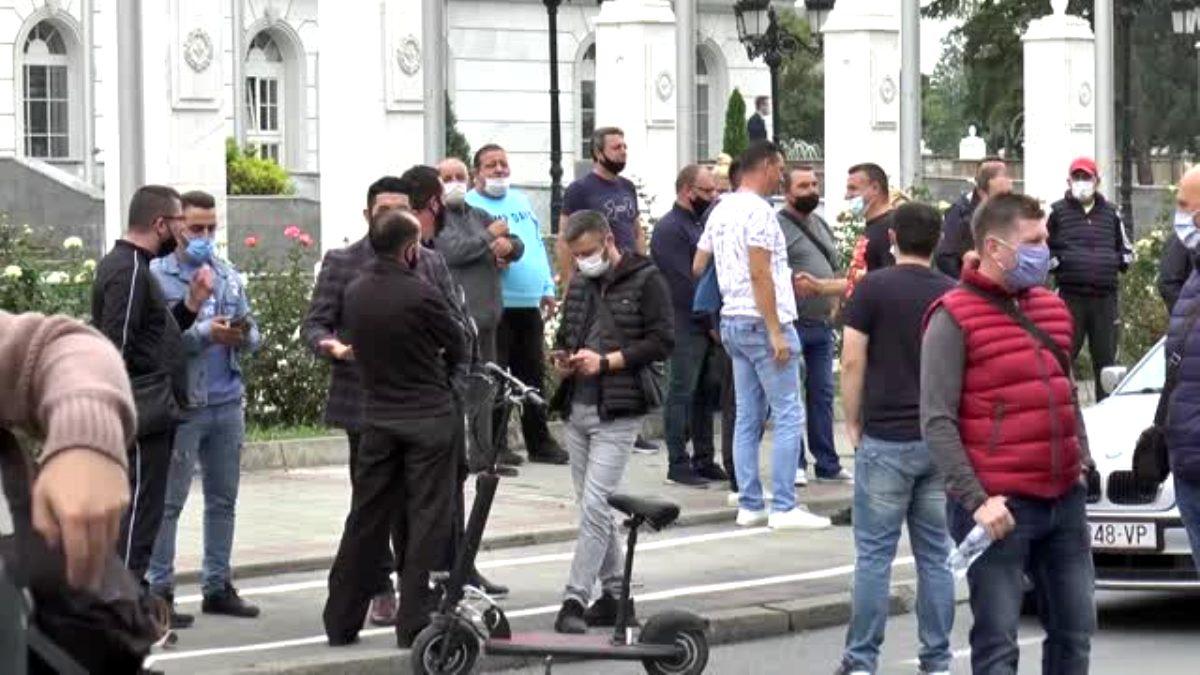 Müzisyenlerden Covid-19 Protestosu
