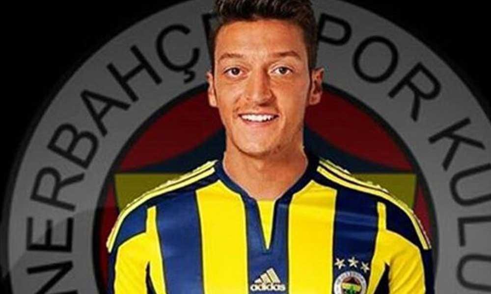 Mesut Özil bugün İmza Atacak! 6 Şubat'ta Fenerbahçeli Olacak.