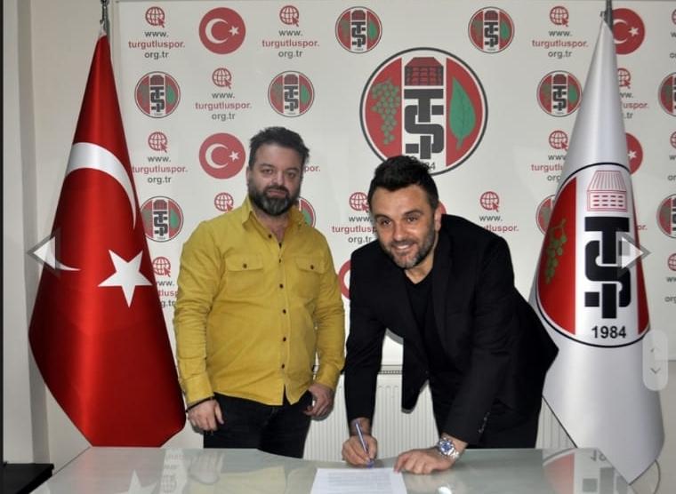 Gazetemizin spor yazarı Ramazan Kurşunlu, Turgutluspor Teknik diektörü oldu