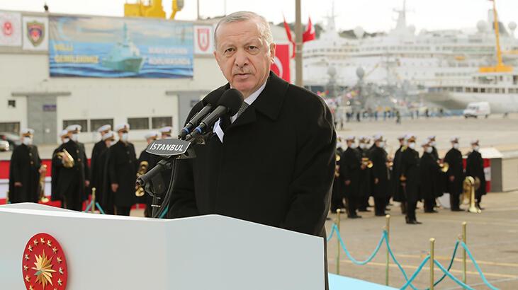 Son dakika! Cumhurbaşkanı Erdoğan dünyaya ilan etti: Türki SİHA'ları yöntem değiştirtti!