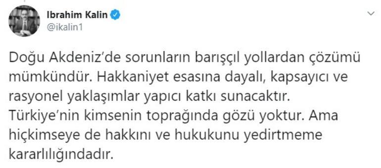 son dakika cumhurbaskanligindan dogu akdeniz mesaji 0 4MnY4G4q - Son dakika... Cumhurbaşkanlığı'ndan Doğu Akdeniz mesajı