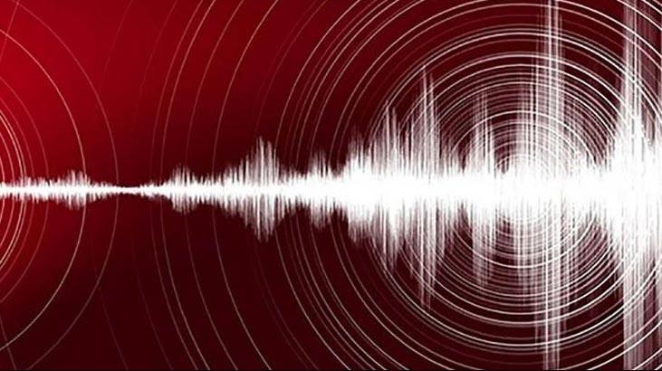 Son dakika: Ege Denizi'nde 5.3 büyüklüğünde deprem