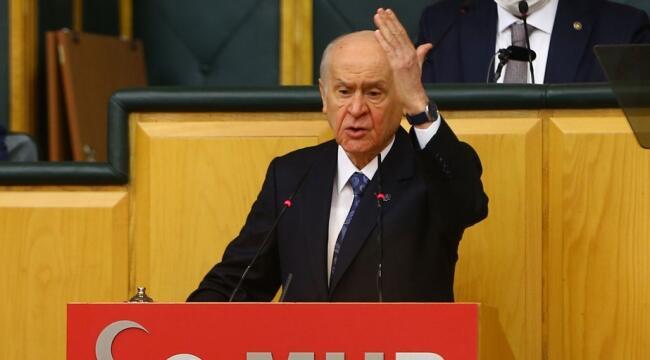Son dakika… MHP lideri Bahçeli'den son dakika erken seçim açıklaması