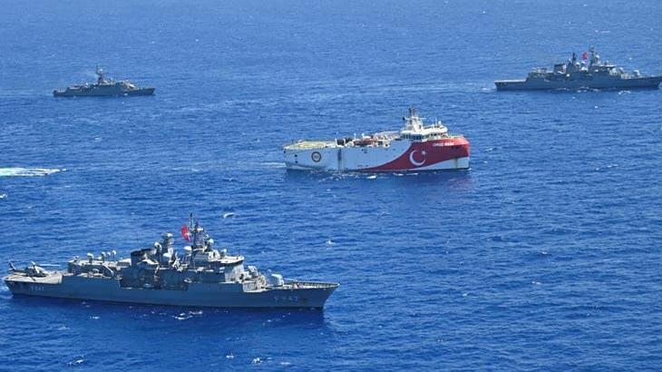 Son dakika… Türkiye'den Yunanistan'a Navtex cevabı