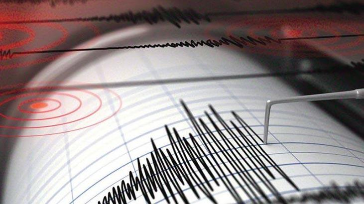Son dakika! Yunanistan'da korkutan deprem