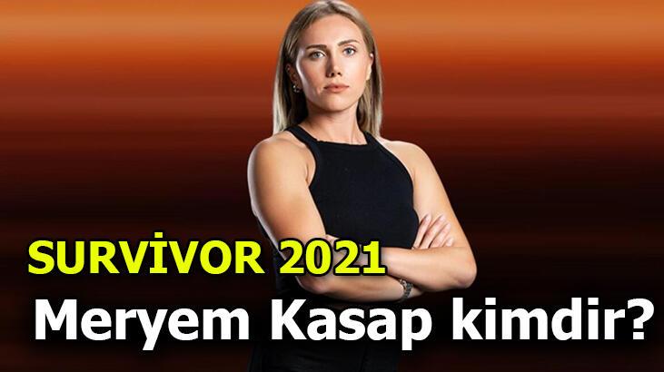 Survivor Meryem Kasap kimdir? Survivor 2021 kadrosundan Meryem Kasap kaç yaşında, nereli?