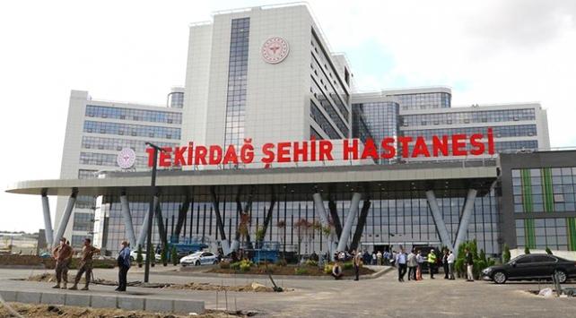 Tekirdağ Şehir Hastanesi Balkanlar'ın sağlık üssü olacak