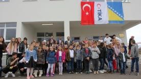TİKA'dan Bosna Hersek'te Spor Altyapısını Güçlendiriyor