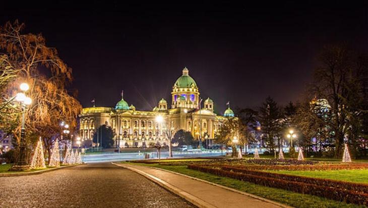 Türk turistlerin gözdesi Belgrad