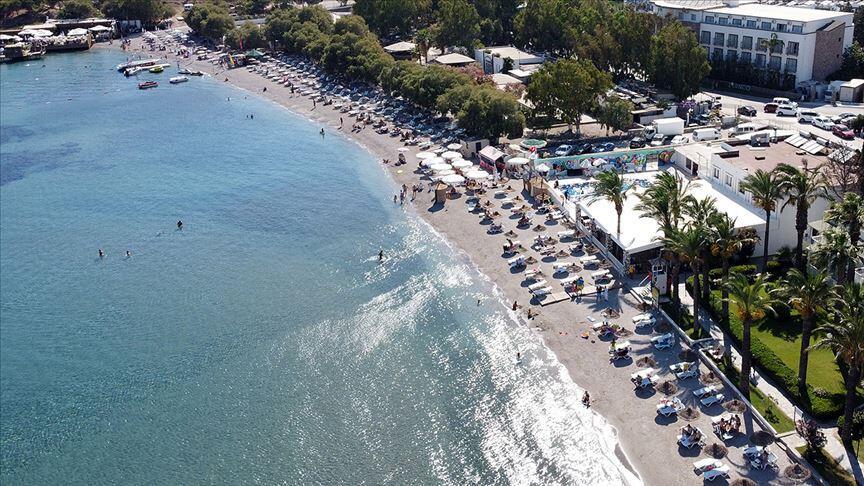 Türkiye'ye bu yaz en çok Alman turist geldi