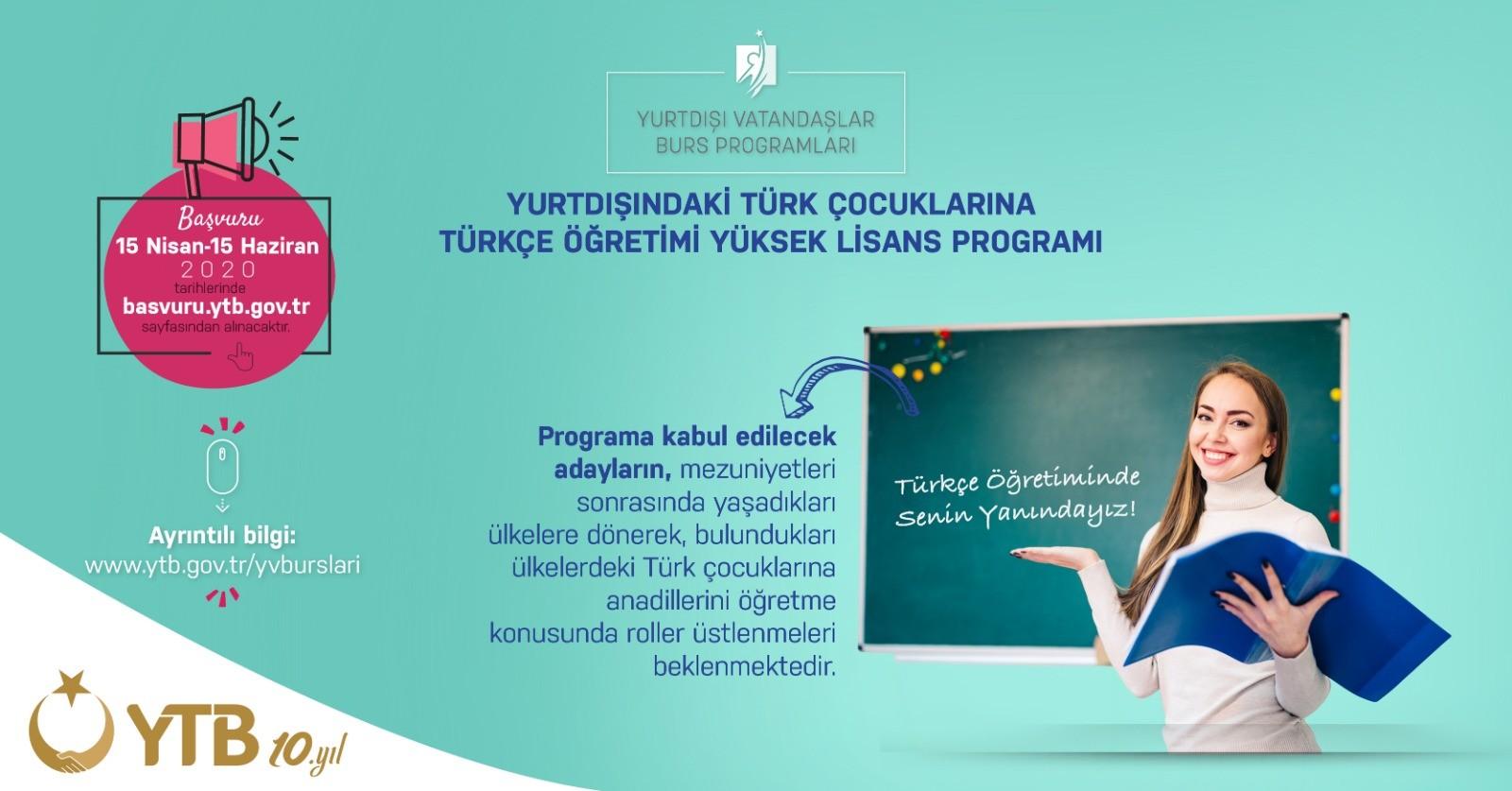 YTB, Türkçe Öğreticileri Yetiştirerek, Tez ve Araştırmaları Destekliyor