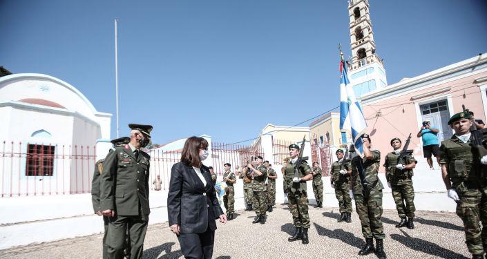 Yunanistan Cumhurbaşkanı: Barış istiyorsanız daima savaşa daha hazırlıklı olmalısınız